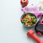 健康のために運動をする場合、食事の摂り方で気を付ける事とは?